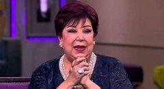 رجاء الجداوي تغضب من على الإعلام حول اصابتها بكورونا