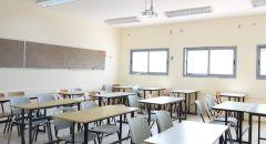 افتتاح السنة الدراسية كالمقرر في الأول من أيلول، مع إمكانية فحص إرجاء افتتاحها في المدارس الثانوية في البلدات الحمراء