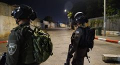 عكا: تبادل اطلاق نار واصابة شاب عربي ليلة امس