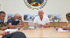 رئيس مجلس دير الأسد المحلي يعلن حالة الطوارئ بعد تزايد عدد مصابي كورونا مجددًا
