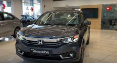 هوندا تغزو الأسواق بسيارة اقتصادية سعرها منافس