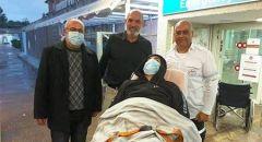ماهر الاخرس حُر بعد اضراب عن الطعام دام 103 ايام