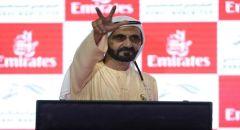"""محمد بن راشد آل مكتوم يعلن عن مبادرة """"تحد"""" تقني جديدة"""