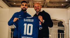 اصابة النجم النصراوي اللاعب مؤنس دبور بفيروس الكورونا