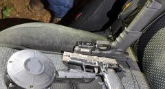 لائحة اتهام ضد  شاب 24 عاما من باقة الغربية بشبهة حيازة سلاح