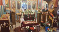 جناز المسيح من كنيسة القديس جوارجيوس