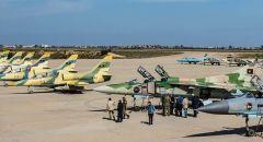 طيران حفتر يشن غارات على مواقع لقوات حكومة الوفاق شرقي مصراتة