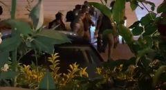 ام الفحم : اصابة شرطي باطلاق نار خلال اشتباكات مع متظاهرين