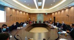 جلسة خاصة في لجنة المالية لبحث أزمة السلطات المحلية العربية