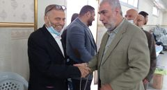 ام الفحم : استقبال حاشد للدكتور سليمان احمد اغبارية