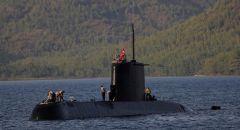 تقارير: رصد غواصة تركية قبالة سواحل اليونان