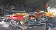 ساجور : ضبط رشاش ومسدس وذخيرة وتقديم لائحة اتهام