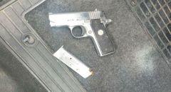 البعنة : اعتقال مشتبه بحيازة سلاح وضلوعه في شجار