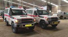 موريتانيا تتسلم مساعدات طبية من إسبانيا لمواجهة كورونا