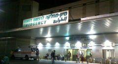 تل السبع : اصابة خطيرة بانقلاب مركبة