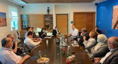 القائمة المشتركة تجتمع مع وزير السياحة في القدس ولطرح قضية الدعم الوزاري للسياحة في البلدات العربيّة