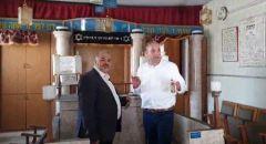 بعد دعوة منصور عباس لرئيس بلدية اللد يائير رفيفو تأجيل جلسة اللجنة البرلمانية لشؤون المجتمع العربي