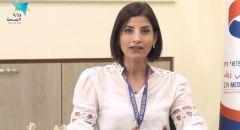 د. دعاء بكرية: لا نتخلى عن فرحة العيد ولا عن الالتزام بتعليمات وزارة الصحة