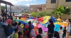 افتتاح مركز ترفيهي وتعلم ذاتي للطفل لأول مرة في عيلبون والمنطقة