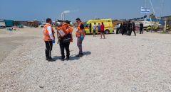 استمرار كوارث الغرق | مصرع طفل (عامان) إثر تعرّضه للغرق في أحد شواطئ الخضيرة
