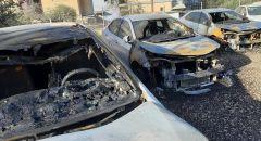 عرابة : إحتراق داخل معرض للسيارات والتسبب بأضرار جسيمة