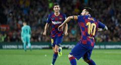 برشلونة يخرج من عنق الزجاجة أمام ضيفه الباسكي