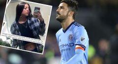 نيويورك سيتي يؤكد تورط دافيد فيا بقضية تحرش جنسي داخل النادي