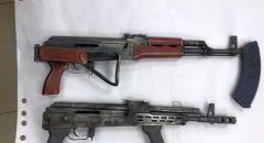 ضبط أسلحة بحي الجواريش في الرملة