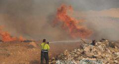 سلطة الإطفاء والإنقاذ تصدر أمرًا يقضي بحظر اشعال النيران