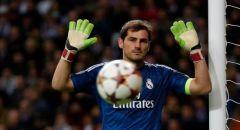حارس المرمى الاسباني ايكر كاسياس يعتزل كرة القدم