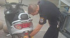 اعتقال اثنين من راكبي دراجات نارية من ام الفحم بشبهة القيادة الخطرة والمتهورة ودون رخصة قيادة