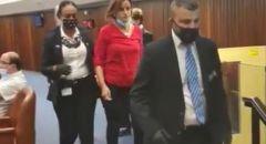 بالفيديو : اخراج النائب هبة يزبك من قاعة الكنيست بعد مواجهتها لنتنياهو ،، إنسانية زائفة
