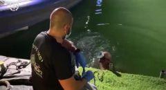 مصرع شاب تعرض للغرق في بحيرة طبريا