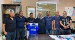 النجم فراس مغربي ينضم لإتحاد ابناء شفاعمرو
