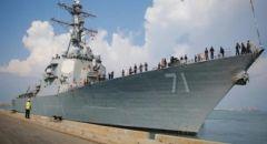 روسيا تعلن التصدي لمحاولة خرق مياهها الإقليمية في بحر اليابان من قبل مدمرة أمريكية