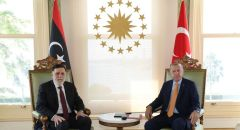 حكومة الوفاق الليبية: أردوغان والسراج أكدا على الحل السياسي للأزمة في ليبيا