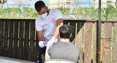 كورونا في البلدات العربية| نسبة التطعيم بلغت 36% للوجبة الأولى 19% للوجبة الثانية