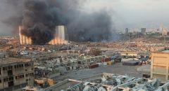 وزير الصحة اللبناني: مقتل أكثر من 30 شخصا وإصابة أكثر من 3000 في انفجار مرفأ بيروت