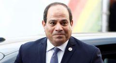 السيسي ينعى قتلى الجيش المصري في انفجار شمال سيناء