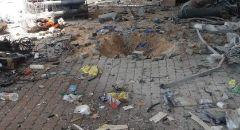 الرشقات الصاروخية لا تتوقف: مقتل سيدتين واصابات اخرى جرّاء سقوط صاروخ على مبنى في  اشكلون