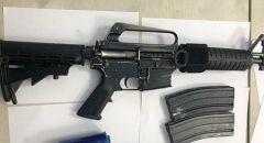 لائحة اتهام ضد مشتبهين من دير الاسد بحيازة اسلحة نارية