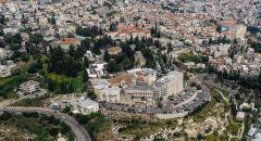 أول مريض مصاب بفايروس الكورونا بالمستشفى الانجليزي في الناصرة