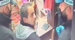 فيديو| مستوطنون تنكروا بزي الأمن الاسرائيلي وقاموا بالاعتداء والسطو على صاحب بقالة في بيت لحم