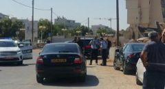 حادث الدهس في نهاريا   الاعلان عن مصرع شرطي عربي من يركا واعتقال مشتبه من عرابة