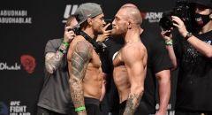 """بعد حرب """"التغريدات"""".. رسميا """"UFC"""" يؤكد إقامة النزال """"الثأري"""" بين ماكغريغور وبوارييه"""