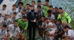 ريال مدريد يتوج بدوري أبطال أوروبا للشباب للمرة الأولى في تاريخه