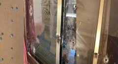 ام الفحم: إطلاق رصاص على منزل الصحافي نضال إغـبارية