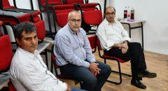 خلال جلسة خاصّة: أهالي يافا، أعضاء كنيست وقياديون يعتذرون عن حادثة القاء الحجارة على طاقم الإطفاء