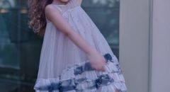 لفرحة طفلتك اتركيها تتألق بفستان منSwati golyan