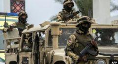 الجيش المصري يؤكد القدرة على مواجة كافة التهديدات التي تواجه مصر والسودان